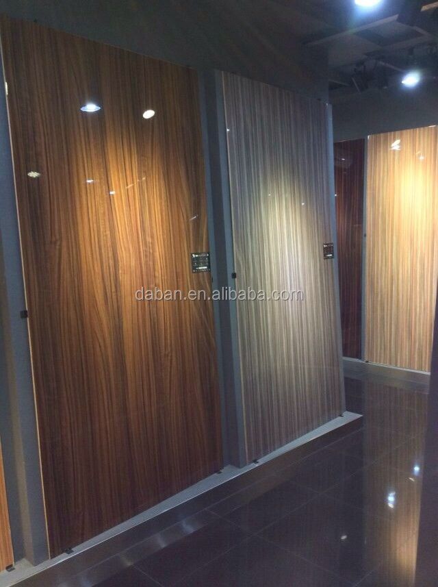 Acrylic Or PVC Faced Mdf /plywood Indoor Decoration