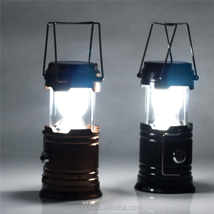collapsing c&ing lantern outdoor lights led c& l&s battery operated tent light & Collapsing Camping Lantern Outdoor Lights Led Camp Lamps Battery ...