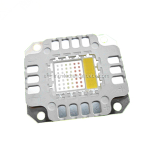 Good Quality 10W 20W 28W 40W 64W 250W Bridgelux Epileds Epistar RGBA High Power 100W RGBW LED Chip