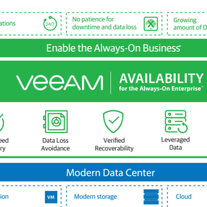 Veeam Availability Suite With High-Speed Recovery Leveraged Date And Date  Loss Avoidance Function