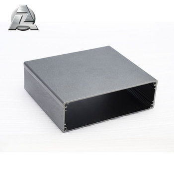 custom electronics case enclosure aluminium project box