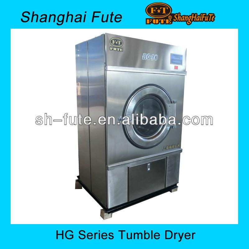 Tumble Dryers Espanol ~ Industrial utiliza secadora de gas equipo lavandería