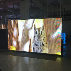 Custom Made Indoor advertising P3 HD Indoor LED Display Screen