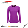 100% polyester dry tech sports t shirt women