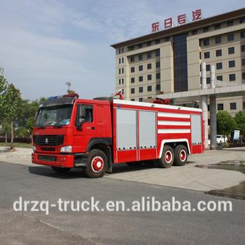 Export To Vietnam 6*4 Sinotruk Dry Powder Water Foam Fire Truck - Buy Dry  Powder Water Foam Fire Truck,Export To Vietnam Fire Truck,6*4 Dry Powder
