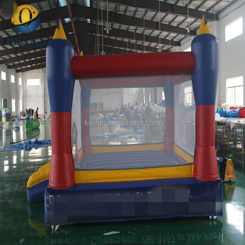 Popular outdoor toys high quality inflatable jumping bouncer castles for kids,new arrival bouncer house for sale 2017