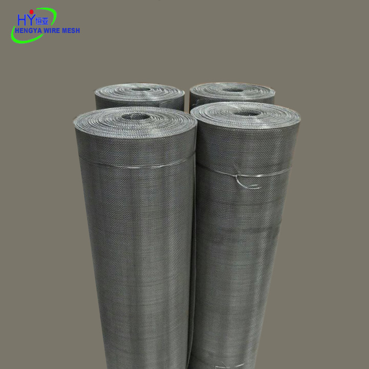304 40 mesh 1x30.5 메터 stainless steel wire mesh stock