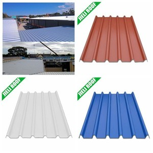 UPVC roof sheet import building material from China