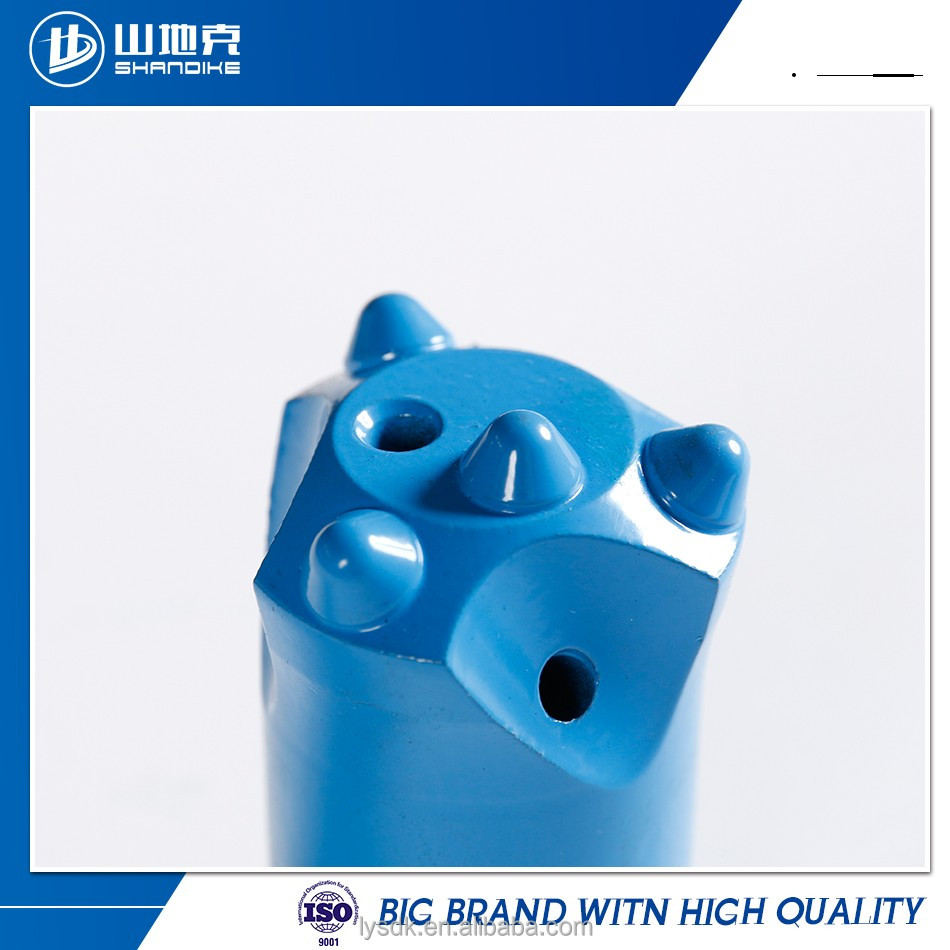 China Big Brand free sample 6 7 8 tooth quarry rock drill bits