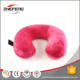 Stuffed plush korean names kids folding travel fabric funny cotton bed rest bean seat protection cute car neck pillow with logo