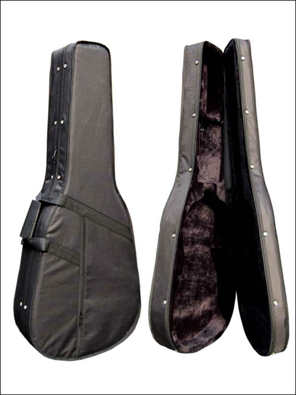 Acoustic Guitar Electric Guitar Foam Guitar Hard Case