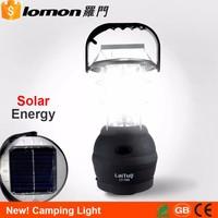 2017 New Design Outdoor USB Camping Lantern 36 LED Solar Lantern