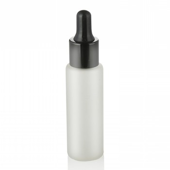 10ml glass dropper bottle test sample 10ml frosted glass dropper bottle