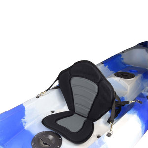 New design of eva kayak seat for kayaks and canoes