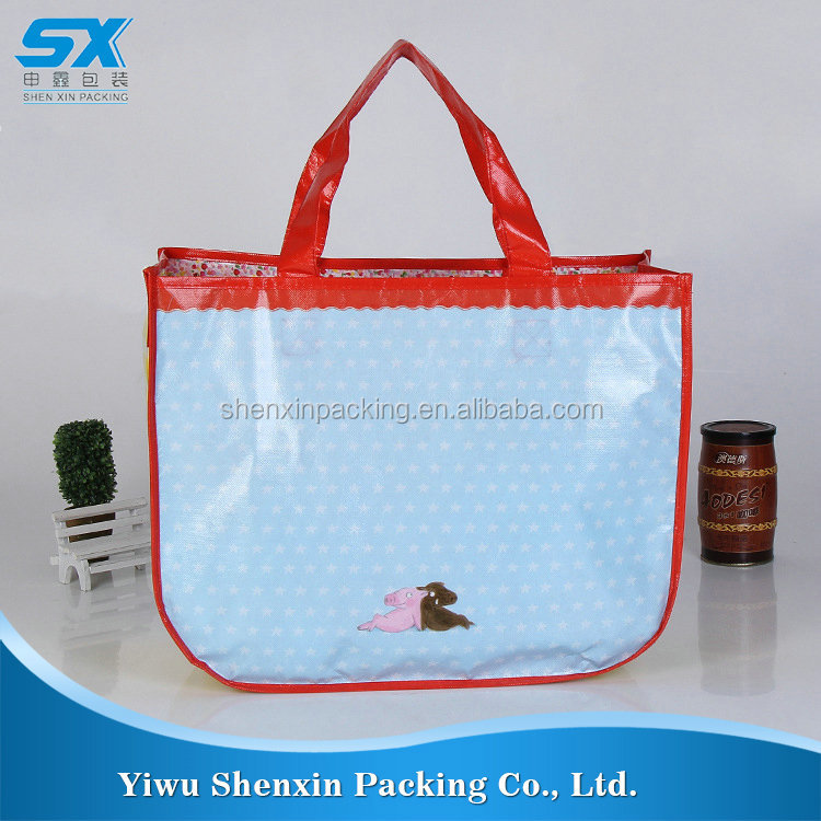 Personalized tote pp non woven bag best selling products in nigeria