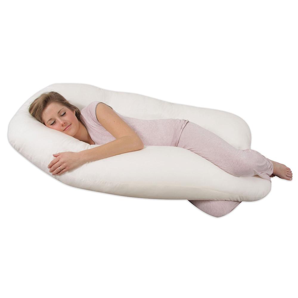 抱擁枕妊娠枕快適なボディ枕妊娠中の女性サイド枕木リムーバブル