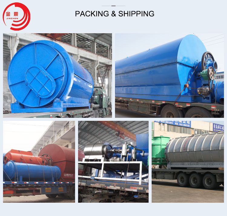 Used tyre retreading machine tire recycling pyrolysis making oil equipment