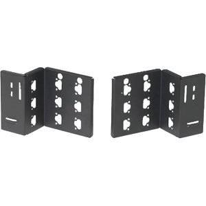 "Panduit Net-Access Server Cabinet - Rack Power Distribution Unit Mounting Kit - Black ""Product Type: Supplies & Accessories/Network Rackmount Kits"""