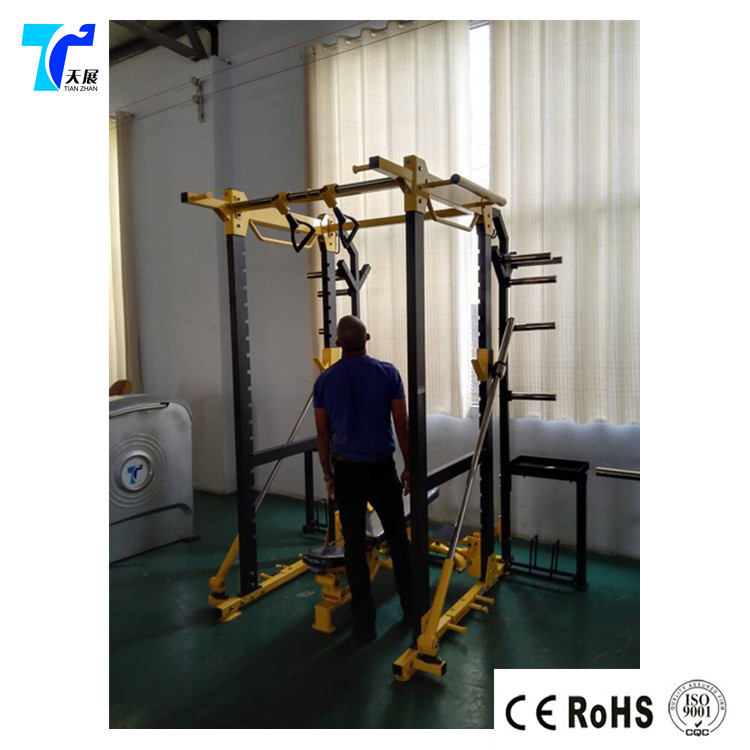Hot sale ginásio equipamentos power rack TZ-6073 / hot sale power rack gaiola