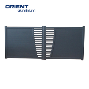 sliding barriers gate, sliding door gate modern steel gates design, manual sliding gate design