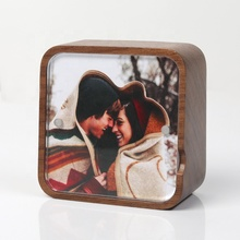 2019 Memorable Photo Frame in Wooden Music Box