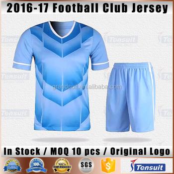 Top grade original quality football jerseys supplier in China Alibaba hot  sell sports jerseys new model 93f513131167