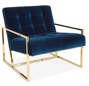 Pleasant Goldfinger Plating Stainless Steel Lounger Sofa Set Buy Brushed Stainless Steel Dining Chair Jonathan Adler Arm Chair Modern Brass Lounge Chairs Creativecarmelina Interior Chair Design Creativecarmelinacom
