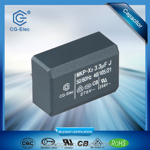 MKP-X2 5MFD DC Filtering Capacitors For Induction Cooker
