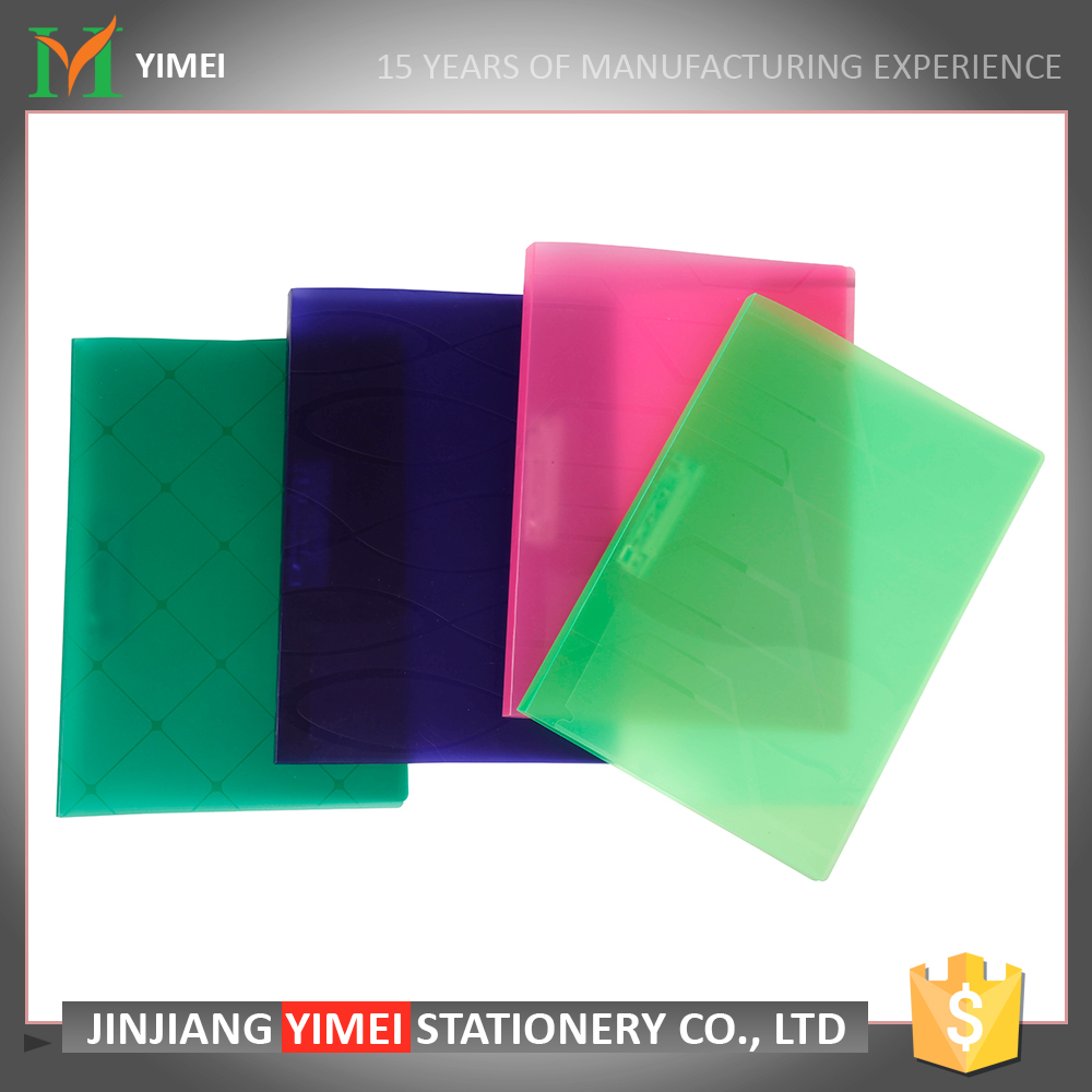 China different colors top sale clip file for document with good price