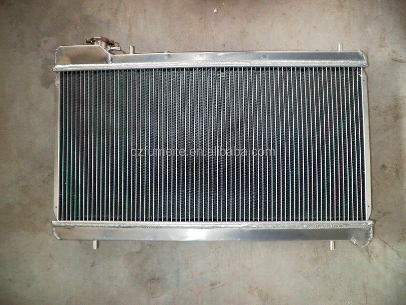 Alloy Aluminum radiator for Mazda MX-5/Miata/Eunos NA B6 1.6L/1.8L L4 engine 1990-1997