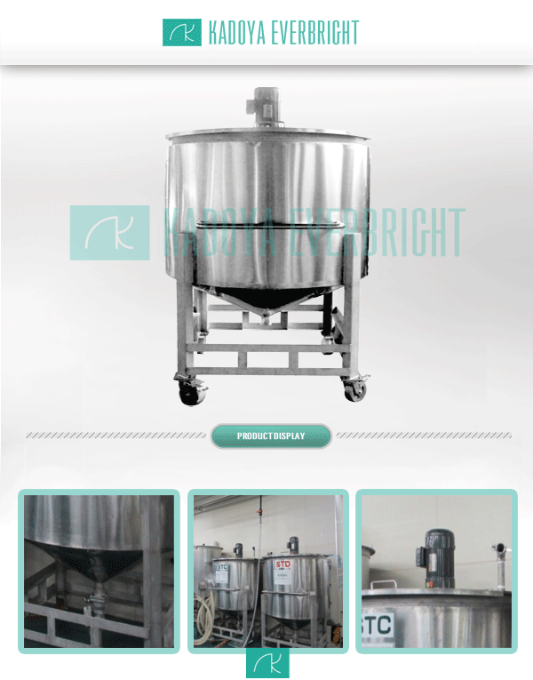 High shear mixer agitador tanque de detergente líquido fazendo homogeneizador