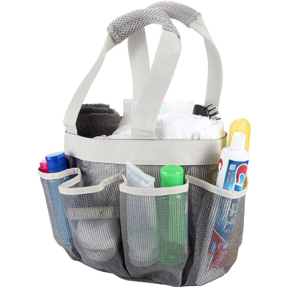 Buy Shower Caddy Mesh-Great Storage Organizer for Shower And ...