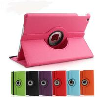 New Smart Case Cover 360 Rotating For iPad 2 3 4 Air 5 6 Mini PU Leather