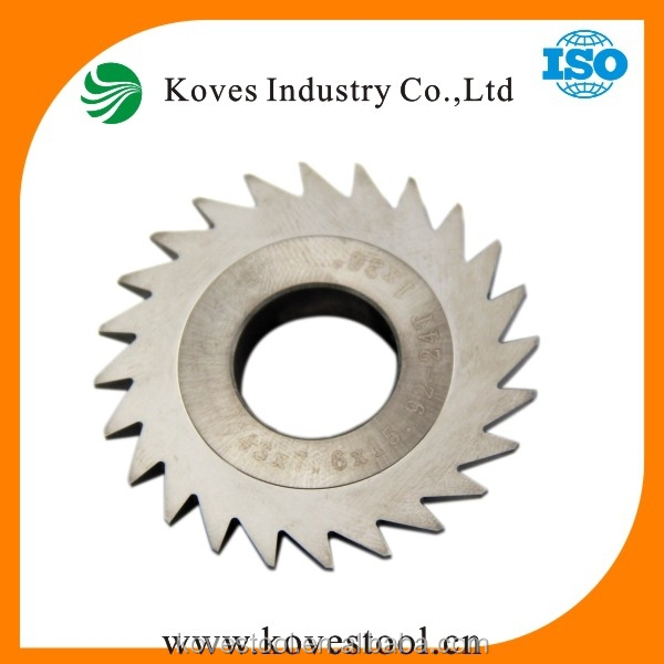 diamond saw blade KAB- 63*0.3*16 tungsten carbide saw blade for cutting stainless steel