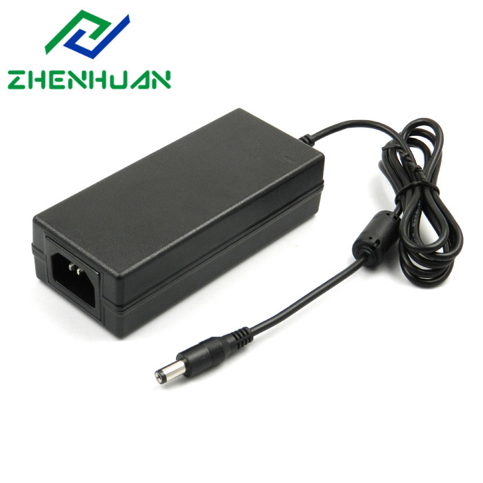 Desktop AC DC Power Adaptor 12V 6000mA Adaptor 72W 12V 6A Power Adaptor untuk Proyektor