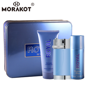 high quality three pcs men gift set cheap wholesale perfumes