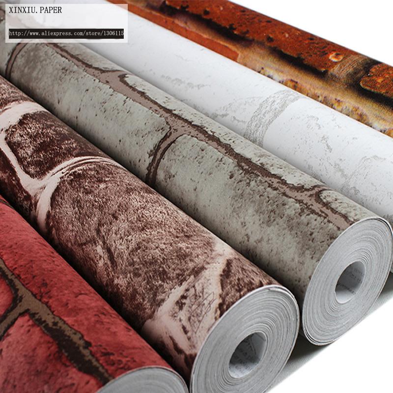 stein muster tapete kaufen billigstein muster tapete partien aus china stein muster tapete. Black Bedroom Furniture Sets. Home Design Ideas