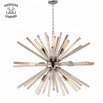 Pendant Light Contemporary Gl Crystal Chandelier Chandeliers