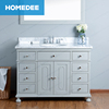 HOMEDEE 48'' Bathroom Cabinet Furniture Chinese Bathroom Vanity