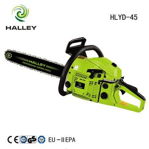 "Cheap price 45CC petrol chainsaw 18"" bar HLYD-45"