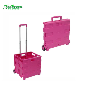 Collapsible Luggage Packing Cart for Home Use