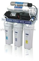 RO System Water Filter 6 Stages with UV