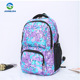 Fashion New style girls women leather backpack bags student backpack