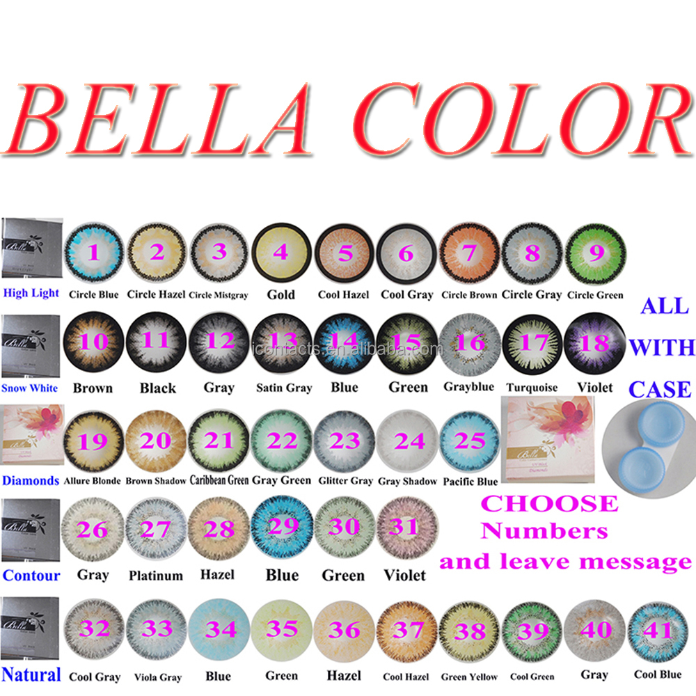 Wholesale Colored Contacts, Wholesale Colored Contacts Suppliers ...