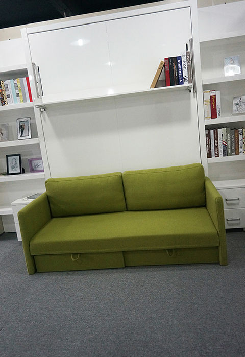sofa pull-out sofa bed,space-saving furniture,folding wall bed modern