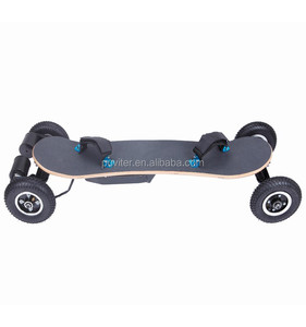 Hot Selling skateboard Double Motor Electric SkateBoard Long Board Fish Board 1600w Dirt skateboard with Remote Control (ESK07)