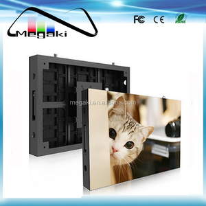 Megaki Led Screen Panel High Quality HG Full Color Display Wall Video P1.25 Led Display Screen Led Mesh Screen