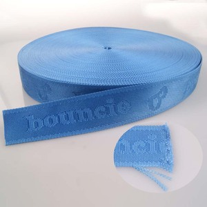 China Manufacturer Wholesale Custom Printed Nylon Webbing Belt