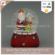 High Quality Resin Customized Snow Globe Statue Resin Snow Globe