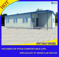 Convenient and Easy to assemble prefabricated house